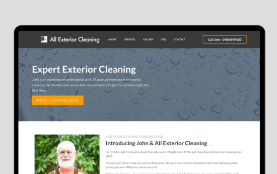 Aec Casestudy Web Design Brisbane By Strong Digital Brisbane